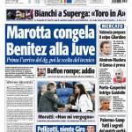 Tuttosport: Marotta congela Benitez alla Juve