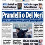 Tuttosport: Prandelli o Del Neri