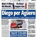 Tuttosport: Diego per Aguero