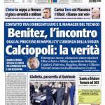 Tuttosport: Benitez, l'incontro!