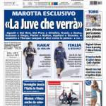 "Tuttosport: Marotta ""La Juve che verrà"""