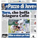 "Tuttosport: Krasic ""Pazzo di Juve"""