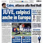 Tuttosport: Juve, colpisci anche in Europa