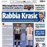 Tuttosport: Rabbia Krasic