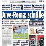 Tuttosport: Juve-Roma, scintille