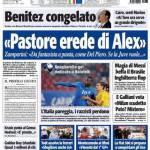 "Tuttosport: ""Pastore erede di Alex…"""