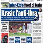 Tuttosport: Krasic l'anti-Ibra