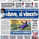 "Tuttosport: ""Juve, si vince"""