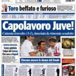 Tuttosport: Capolavoro Juve