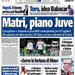Tuttosport: Matri, piano Juve