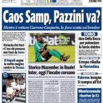 Tuttosport: Caos Samp, Pazzini va?