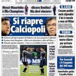 Tuttosport: Si riapre Calciopoli