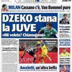Tuttosport: Dzeko stana la Juve