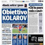 Tuttosport: Obiettivo Kolarov