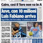Tuttosport: Juve, con 10 milioni Luis Fabiano arriva