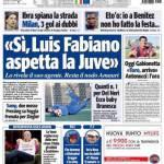 """Tuttosport: """"Si, Luis Fabiano aspetta la Juve"""""""