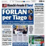 Tuttosport: Forlan per Tiago