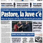 Tuttosport: Pastore, la Juve c'è