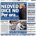 Tuttosport: Nedved dice no, per ora…