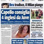 Tuttosport: Capello consiglia 4 inglesi da Juve