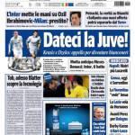 Tuttosport: Dateci la Juve!