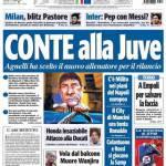 Tuttosport: Conte alla Juve