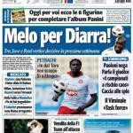 Tuttosport: Melo per Diarra