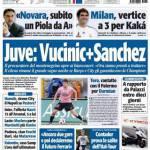Tuttosport: Juve, Vucinic+Sanchez