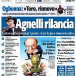 Tuttosport: Agnelli rilancia