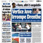 Tuttosport: Vertice Juve, irrompe Drenthe