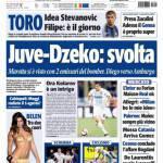 Tuttosport: Juve-Dzeko, svolta