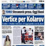 Tuttosport: Vertice per Kolarov