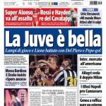 Tuttosport: La Juve è bella