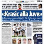 "Tuttosport: ""Krasic alla Juve"""