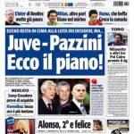 Tuttosport: Juve-Pazzini, ecco il piano!