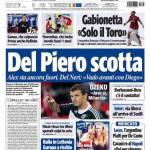 Tuttosport: Del Piero scotta