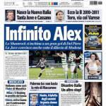 Tuttosport: Infinito Alex