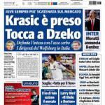 Tuttosport: Krasic è preso, tocca a Dzeko