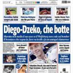 Tuttosport: Dzeko-Diego, che botte!