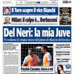 "Tuttosport: Delneri ""la mia Juve"""