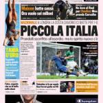 Gazzetta dello Sport: Piccola Italia