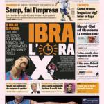 Gazzetta dello Sport: Ibra l'ora X