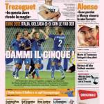 Gazzetta dello Sport: Dammi il cinque