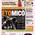 Gazzetta dello Sport: Etomico