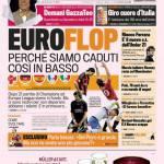 Gazzetta dello Sport: EuroFlop