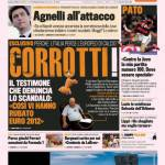 Gazzetta dello Sport: Corrotti!