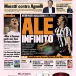 Gazzetta dello Sport: Ale infinito