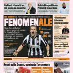 Gazzetta dello Sport: FenomenALE
