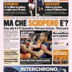 Gazzetta dello Sport: Ma che sciopero è?