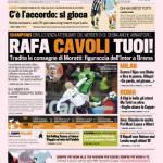 Gazzetta dello Sport: Rafa cavoli tuoi!
